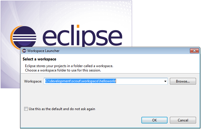 Eclipse Scout: Frontend